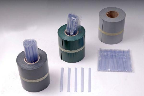 35 m Rolle Sichtschutzstreifen für Doppelstabmattenzäune, Materialstärke 0,7 mm