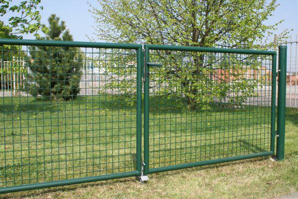 Gartentor Eco, grün (RAL 6005)